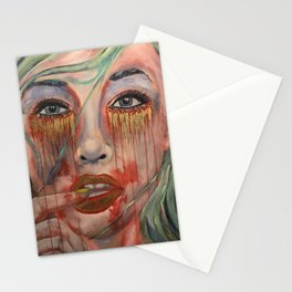 Mesmerized Stationery Cards