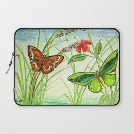 Two's Company Laptop Sleeve