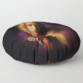 bill Floor Pillow