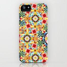 Nouveau Chinoiserie iPhone Case