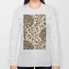 "William Morris ""Kelmscott Tree"" 1. Long Sleeve T-shirt"