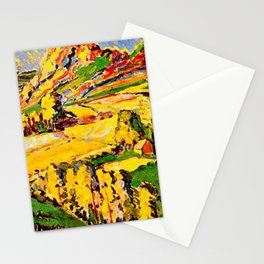 Autumn in France by Emily Carr Stationery Cards