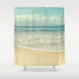 Kapalua Beach Honokahua Maui Hawaii Shower Curtain