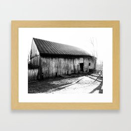 Barn II Framed Art Print