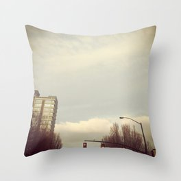The Fontaine Throw Pillow