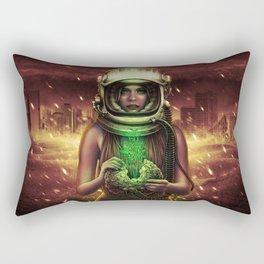Winya No. 135 Rectangular Pillow