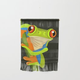 Tree Frog Wall Hanging