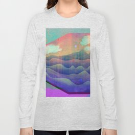 Sea of Clouds for Dreamers Long Sleeve T-shirt