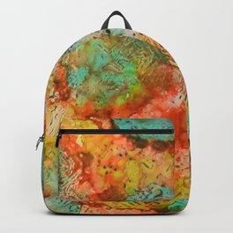 Paprika Drift Ink #7 Backpack
