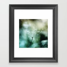 In Quest Of Framed Art Print