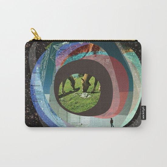 the abstract dream 15 Carry-All Pouch