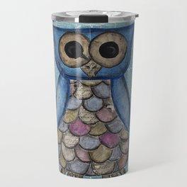 Owl Hoot Travel Mug