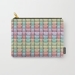 Macarons Go On and On Carry-All Pouch