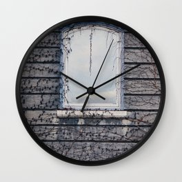 Gods window Wall Clock