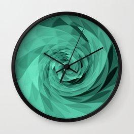 Rose Jewel Wall Clock