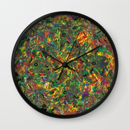 Disco Maryjane Wall Clock