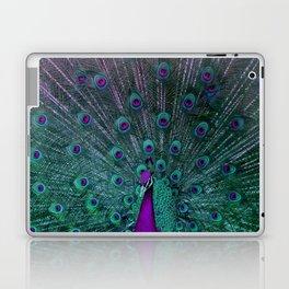 BLOOMING PEACOCK Laptop & iPad Skin