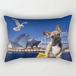 Achio in Sydney Rectangular Pillow