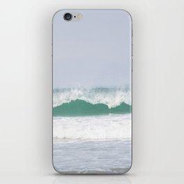 sea waves iPhone Skin