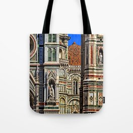 Renaissance Architecture in Florence Tote Bag