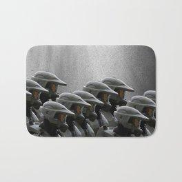 The Halo Army Bath Mat
