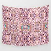 fairy tale Wall Tapestries featuring Fairy Tale/Skazka by ARTDROID