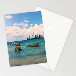 Baby Beach, Aruba Stationery Cards