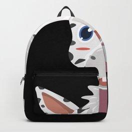 White Horse Rider Backpack