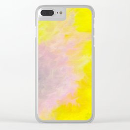 Spirit Plane II: Here to Guide Clear iPhone Case