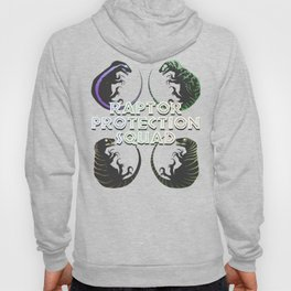 Raptor Protection Squad (Four corners) Hoody