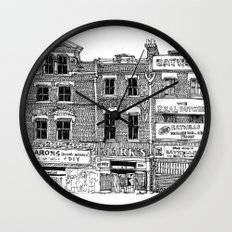 New Cross, London Wall Clock