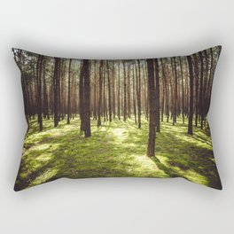 FOREST - Landscape and Nature Photography Rectangular Pillow