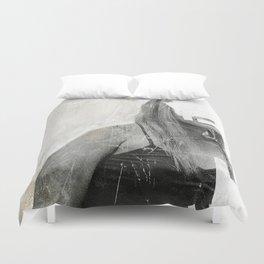 Faceless | number 03 Duvet Cover