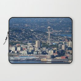 Space Needle Laptop Sleeve