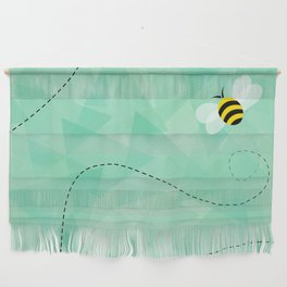 BUZZ OFF Wall Hanging