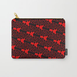 Valknut Pattern Carry-All Pouch