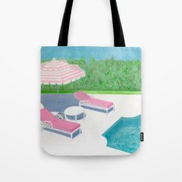 CORAL LANE Tote Bag