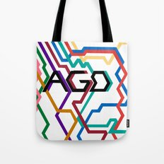AGD Logo Tote Bag