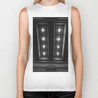 the lights Biker Tanks featuring Lights by bobbierachelle