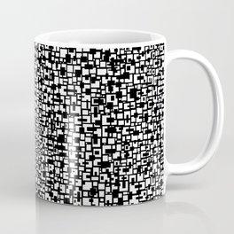 Black & White 11 Coffee Mug