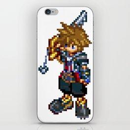 Sora Sprite iPhone Skin