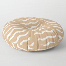 Wavy Floor Pillow