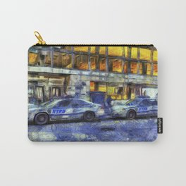 New York police Department Van Gogh Carry-All Pouch