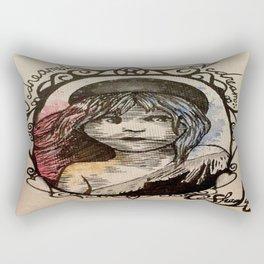 Cosette, I dreamed a dream Rectangular Pillow
