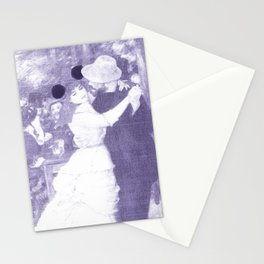 Disneyland for Lonely Hearts Stationery Cards