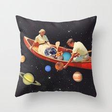 Big Bang Generation Throw Pillow