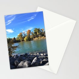Autumn Bow Stationery Cards