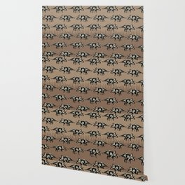 ChocoPaleo: Triceratops Wallpaper