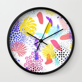 New spring Wall Clock