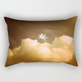Pegasus Dusk Rectangular Pillow